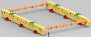 Lifting beams and Spreaders