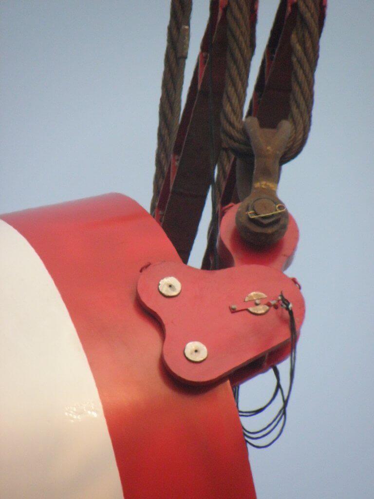 hydraulic pin pusher lifting tool