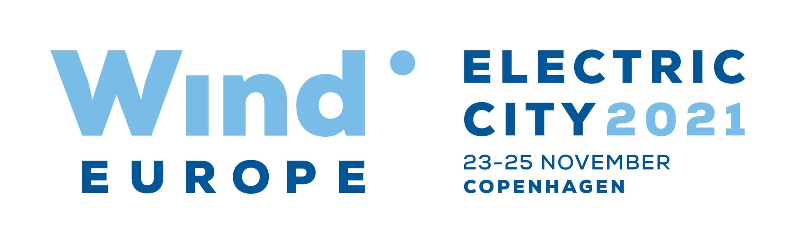 Logo WindEurope Electric City